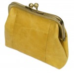Yellow Sigal Levi Clutch